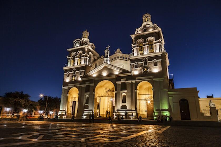 Cathedral, Córdoba, Province, Argentina, restructuring, 575, Latam