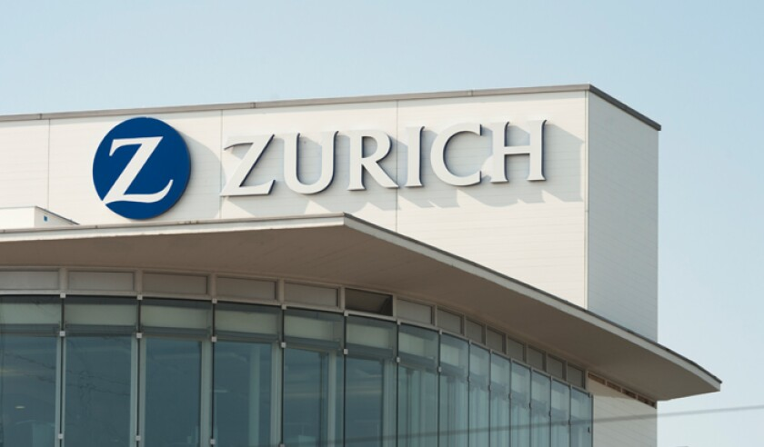 Zurich Insurance company office headquarters