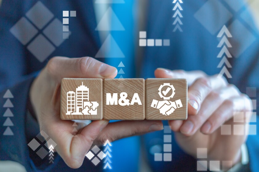 Merger,And,Acquisition,Business,Corporate,Cooperation,Company,Concept.,M&q,Partnership