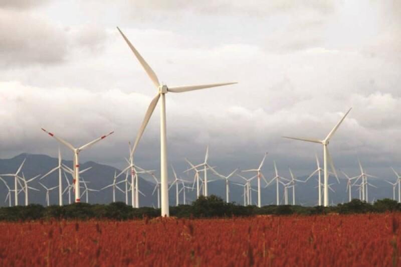 Wind farm Mexico-600