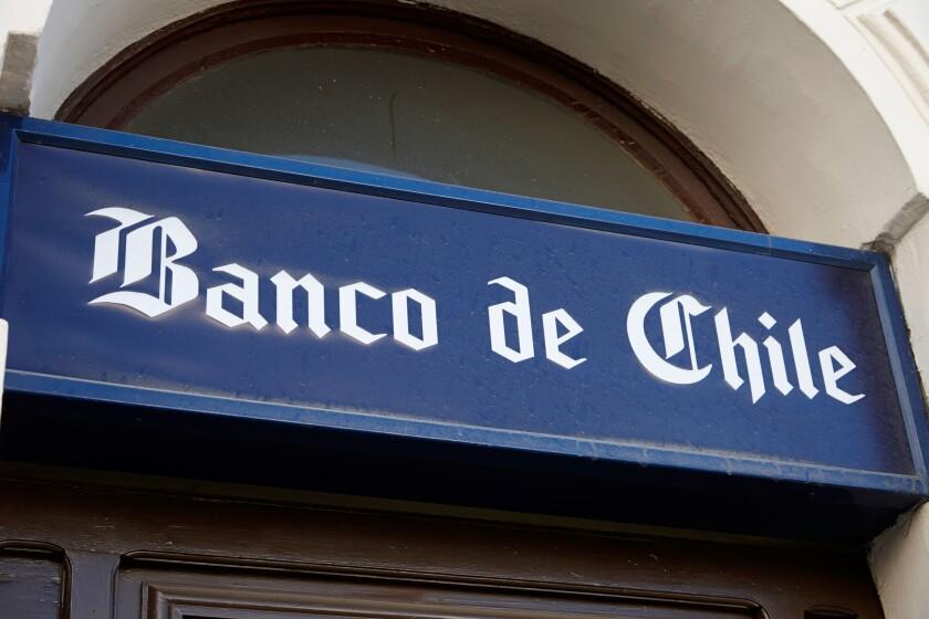 banco de chile logo Punta Arenas Chile