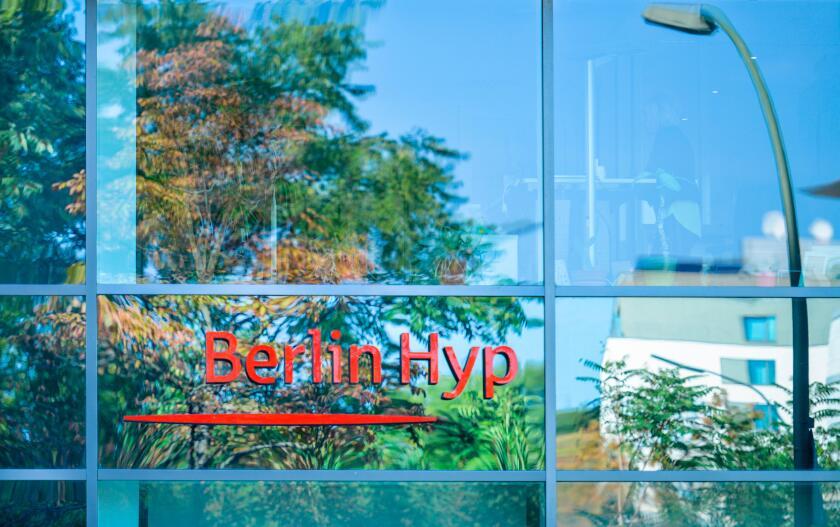 Hauptsitz der Berlin Hyp, Budapester Strasse, Tiergarten, Mitte, Berlin, Deutschland