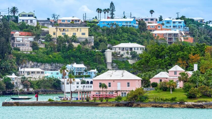 Hamilton Bermuda View