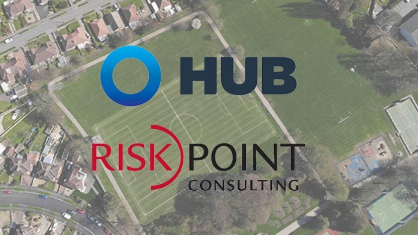 Hub International Risk Point Consulting sports field.jpg