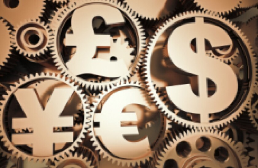 Foreign exchange currency FX adobe stock