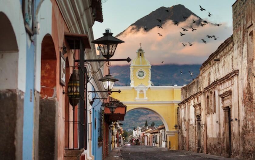 Guatemala, Antigua, Coronavirus, LatAm, 575