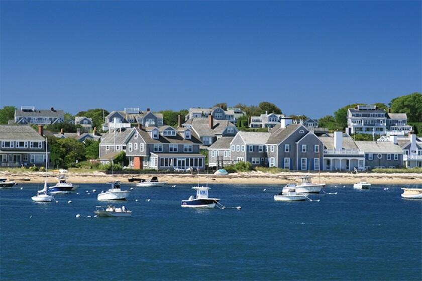 Boats and waterfront Houses, Nantucket, Massachusetts.jpg