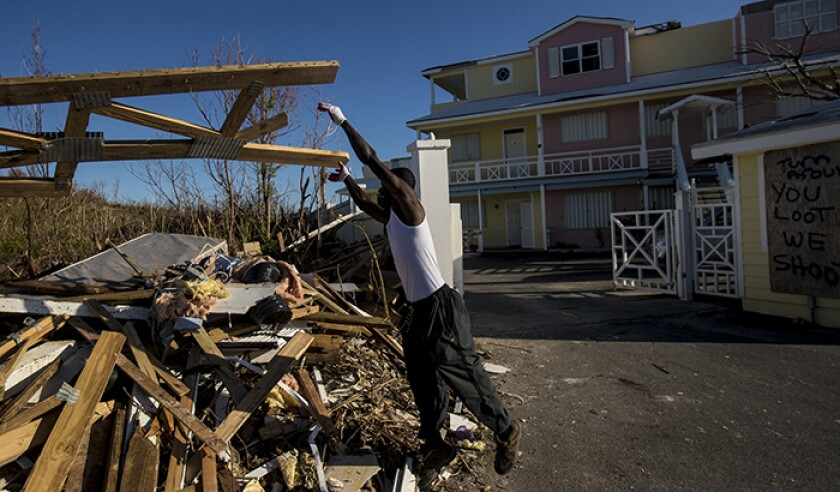 News: The Bahamas on month after Hurricane Dorian