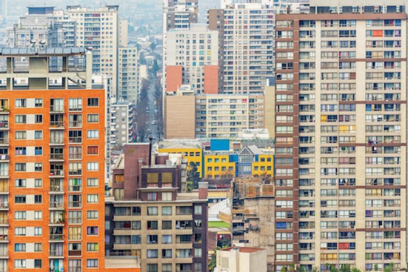 Santiago, Chile, LatAm, apartments, buildings, 575