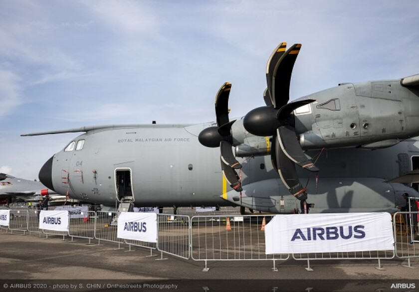 Airbus A400M military aircraft from co media gallery 575x375