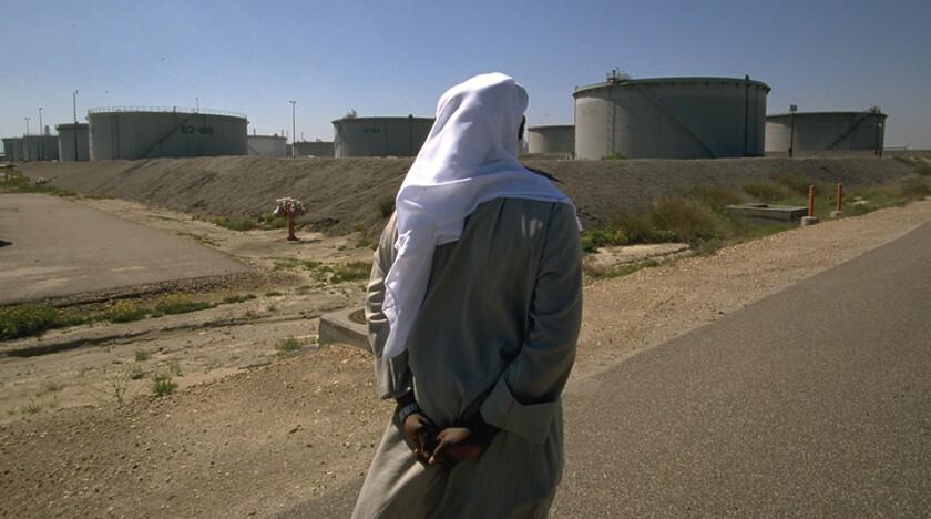 KUWEIT: MINA ABDULLAH OIL REFINERY