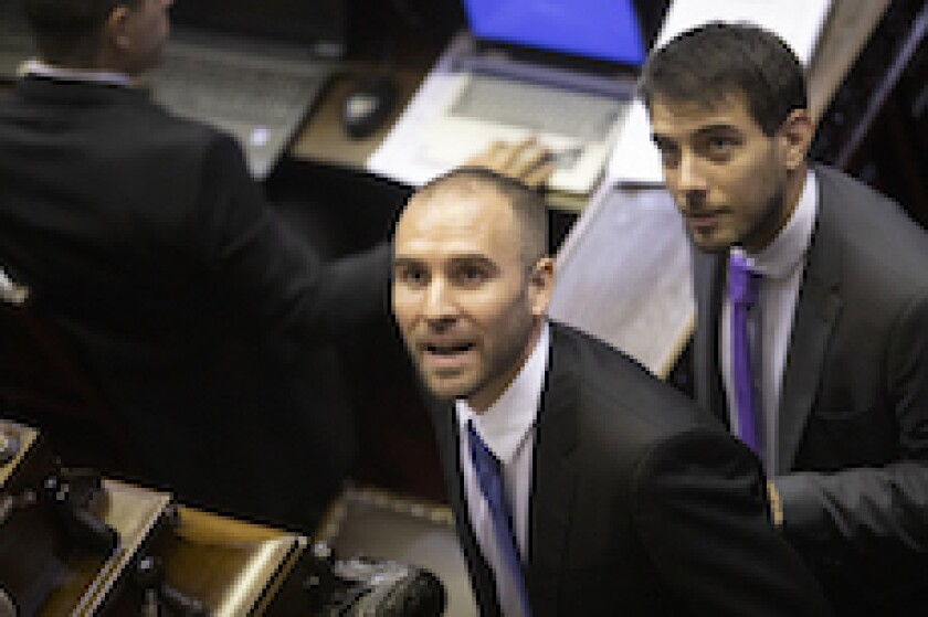 Martin Guzman, Argentina, Finance minister, congress, politician, restructuring, LatAm