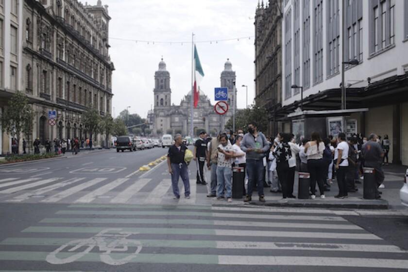 Mexico City, earthquake, June 2020, LatAm, 575