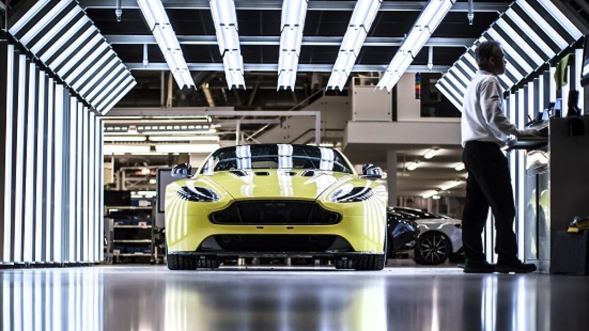Euromoney Funding Circle Aston Martin Spark Ipo Jitters