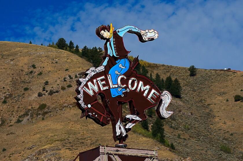 Jackson Hole cowboy