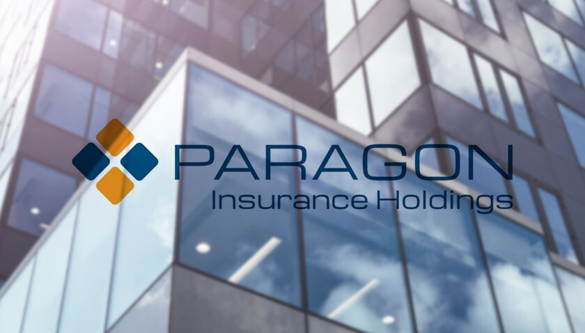 Paragon Insurance Holdings logo office building.jpg