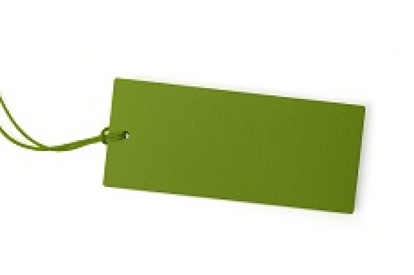 Green label from Adobe 230x150