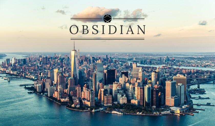 The City of Dreams, New York City's Skyline at Twilight