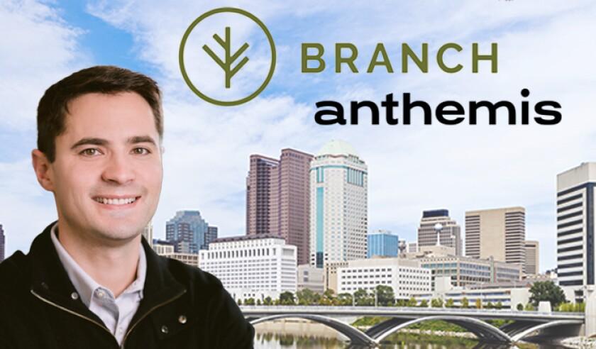 Branch and Anthemis logos with Steve Lekas Columbus Ohio.jpg