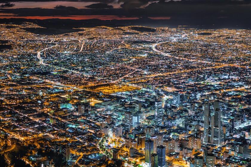 Bogota, electricity, lights, power, GEB, EEB, Grupo Energia Bogota, LatAm, Colombia, 575