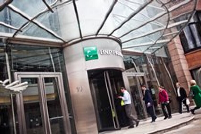 BNP Paribas UK building from corporate media gallery 230x150
