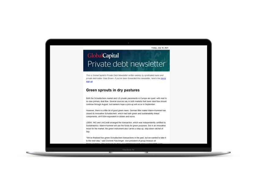 Private Debt Newsletter