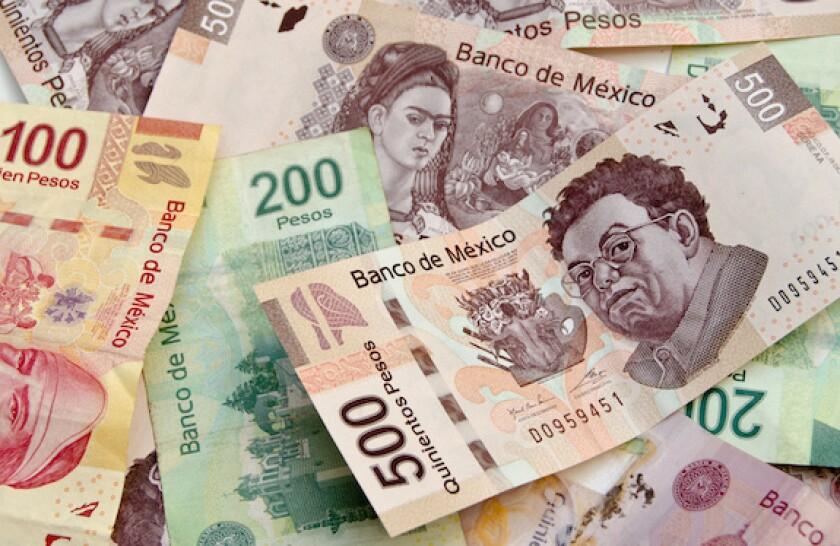 Mexico, peso, Santander, Mexican, bank, currency, EM, LatAm, 575