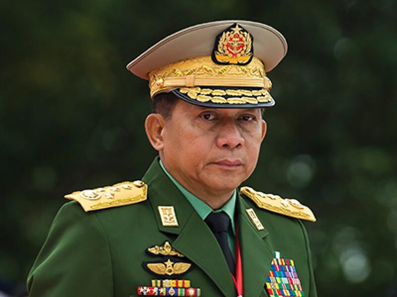 MYANMAR-POLITICS-HISTORY-ANNIVERSARY