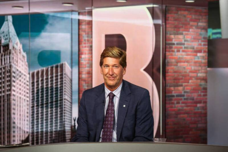 Citizens Financial Group Inc. Chairman And CEO Bruce Van Saun Interview