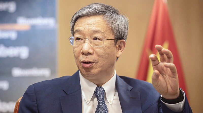 People's Bank of China Governor Yi Gang Exclusive Interview