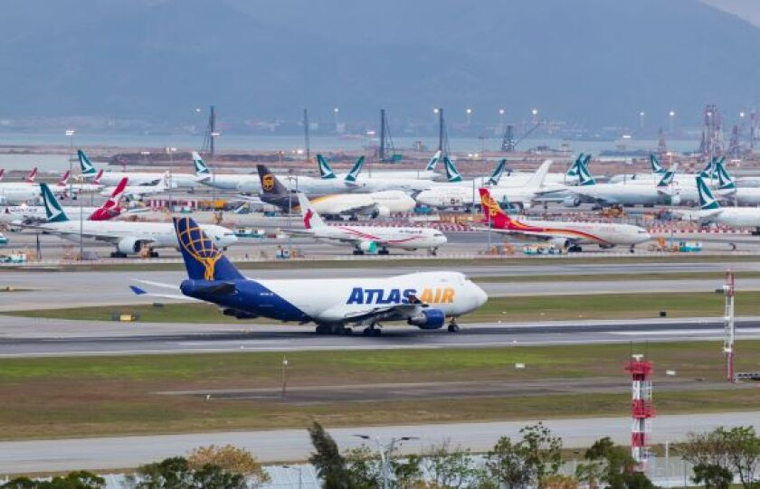 boeing planes airport PA