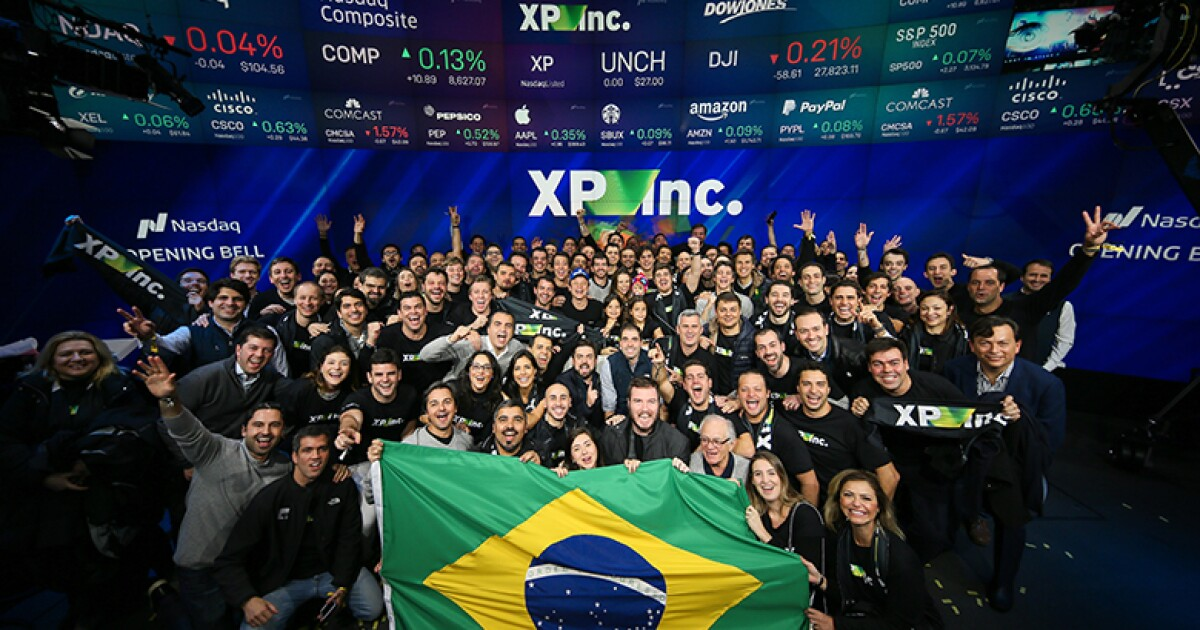 Investors buy into XP Investimentos' growth story | Euromoney