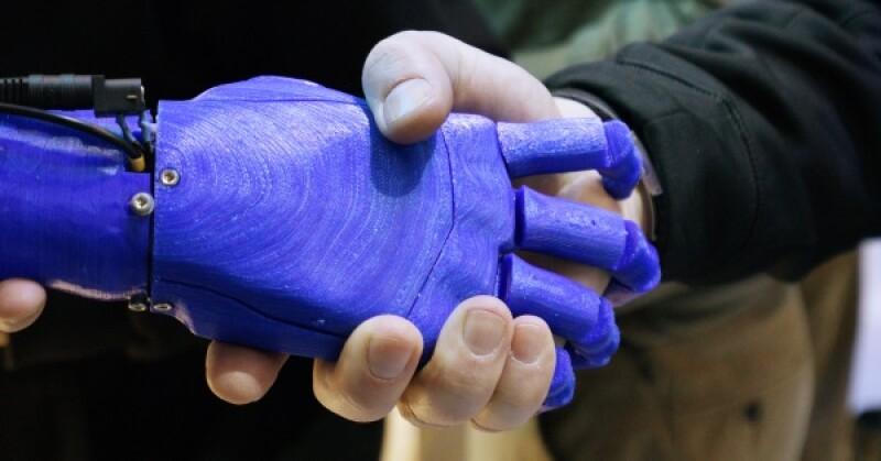 Robot hand-R-600