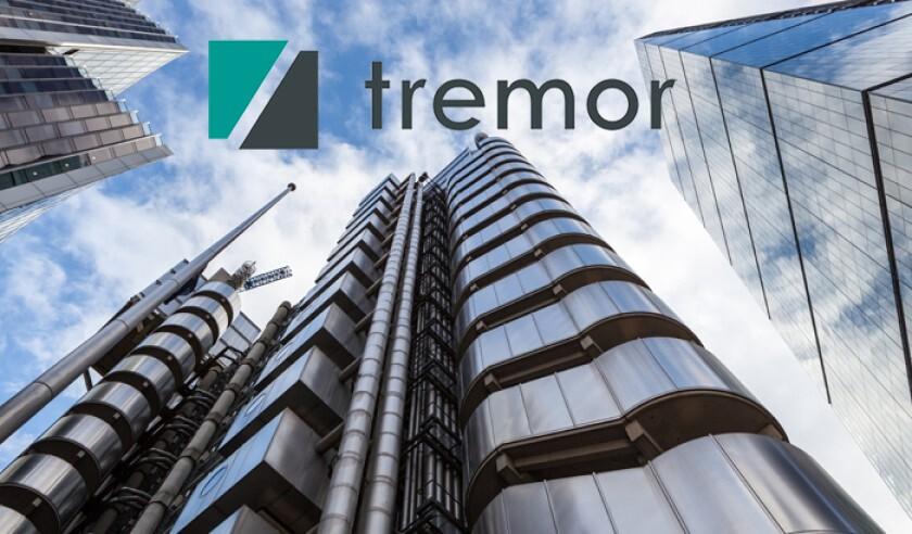 Tremor logo lloyds building.jpg