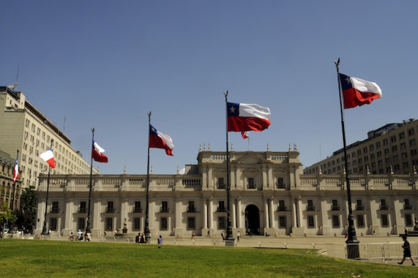 Chile, casa de la moneda, Santiago, LatAm, 575