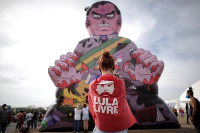 Lula, Brazil, Bolsonaro, protest, LatAm, politics, 575