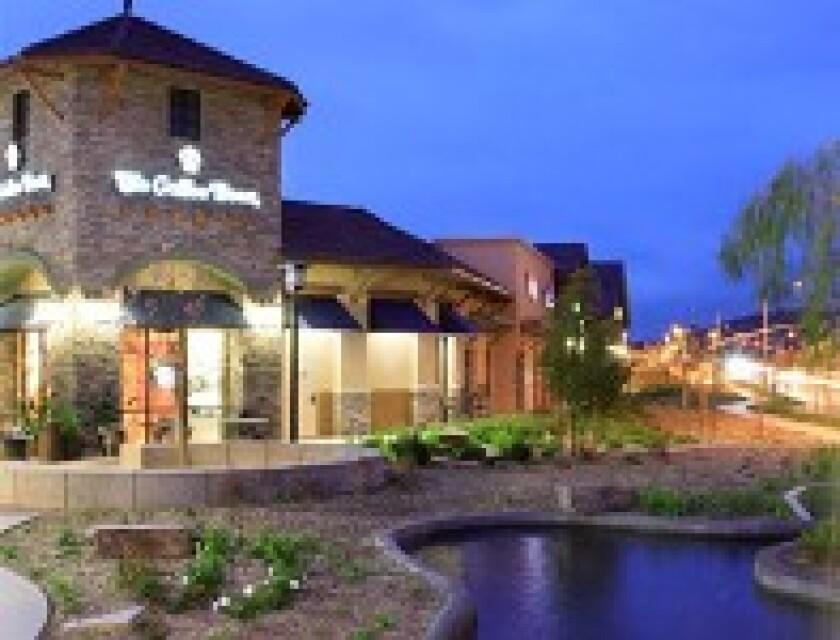 Regency Centres mall for new website
