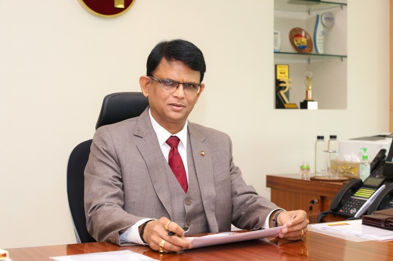 CH SS Mallikarjuna Rao, MD & CEO, Punjab National Bank.jpg