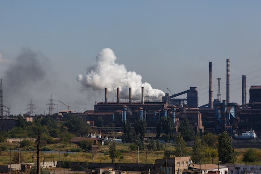 Metinvest, Ukraine, Mariupol, CEEMEA, CEE, 575