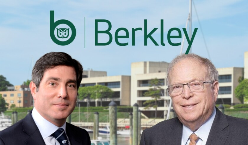 WR berkley logo Greenwich Connecticut with Berkley and Berkley.jpg
