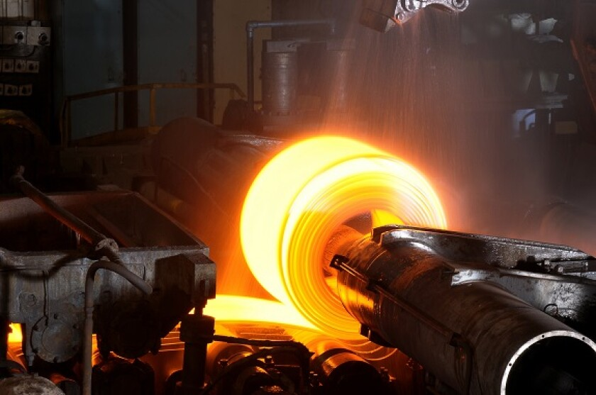 Hot steel roll industry climate transition from Adobe 10Dec20 575x375