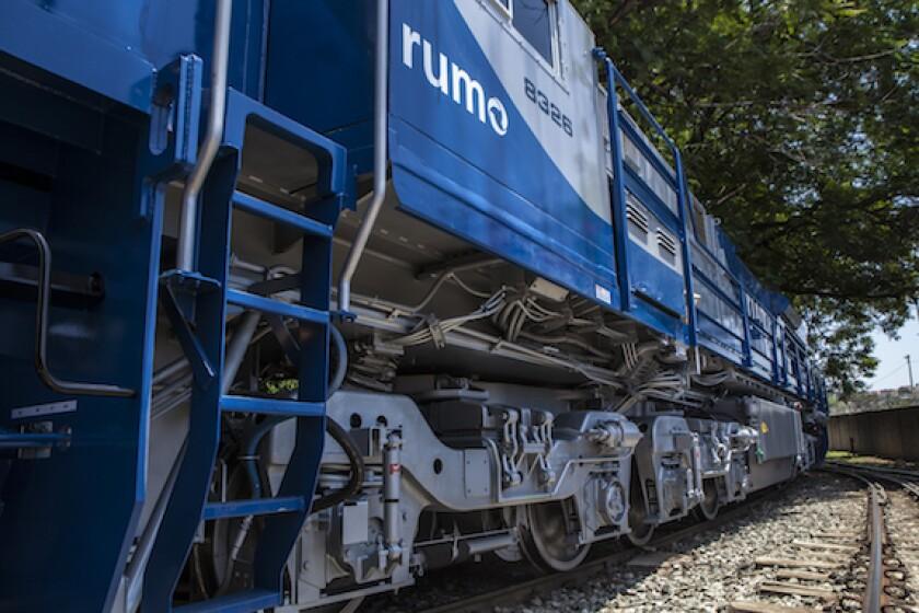 Rumo, Brazil, press kit, gallery, LatAm, train, 575, railroad