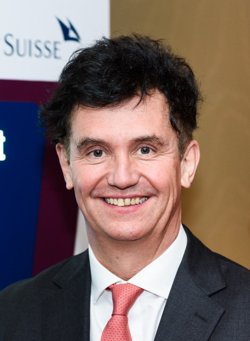 Francois Monnet, Head, Private Banking Greater China, and CEO, Hong Kong Branch, Credit Suisse.jpg