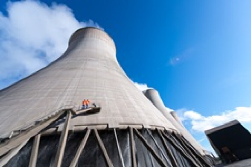 EDF Energy UK cooling tower from corporate media gallery 230x150